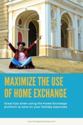 Tips when using Home Exchange