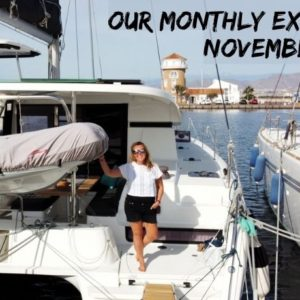our monthly expenses November 2020
