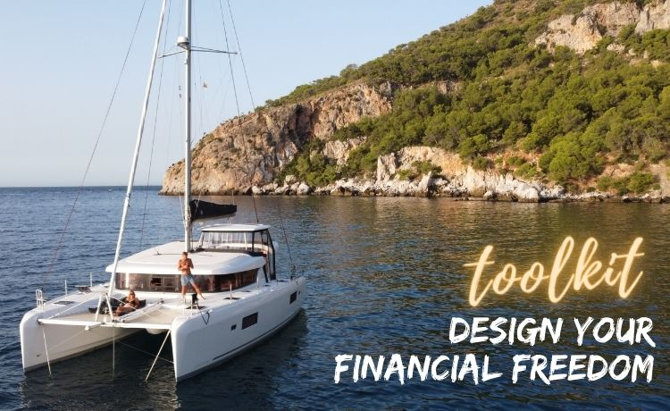 get the financial freedom toolkit - with more info about pay yourself first