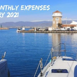 our monthly expenses January 2021