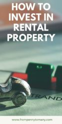 how to invest in rental property