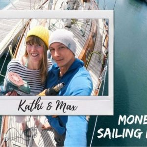 Money Talk header Kathi and Max