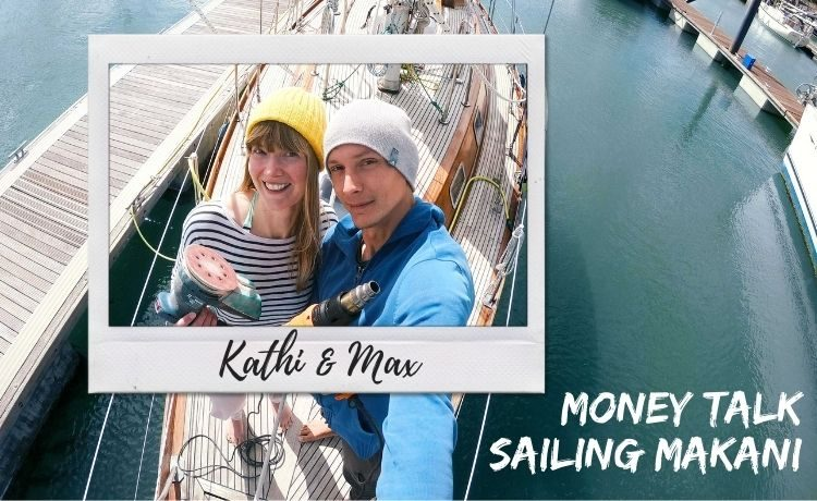 Money Talk header Kathi and Max