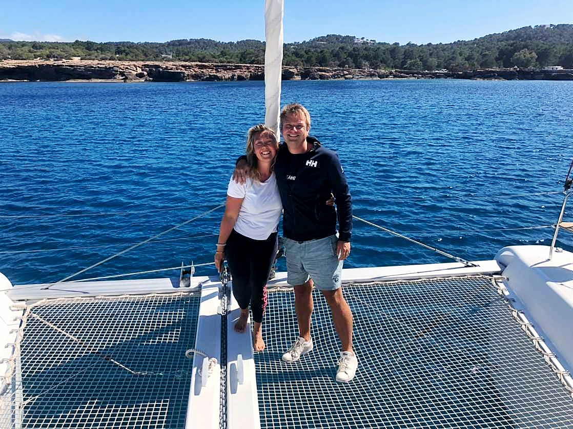 Fleur and Ronald took 4 steps to financial freedom
