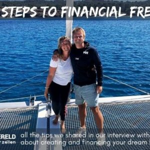 IN 4 STEPS TO FINANCIAL FREEDOM